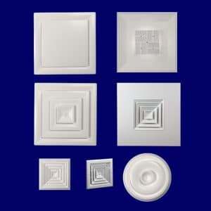 1A. Ceiling Diffusers